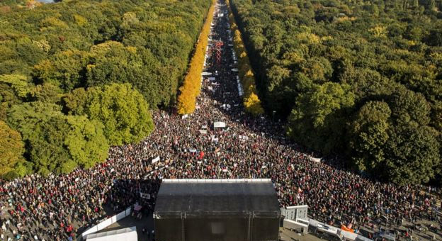 Anti-TTIP-March-Berlin
